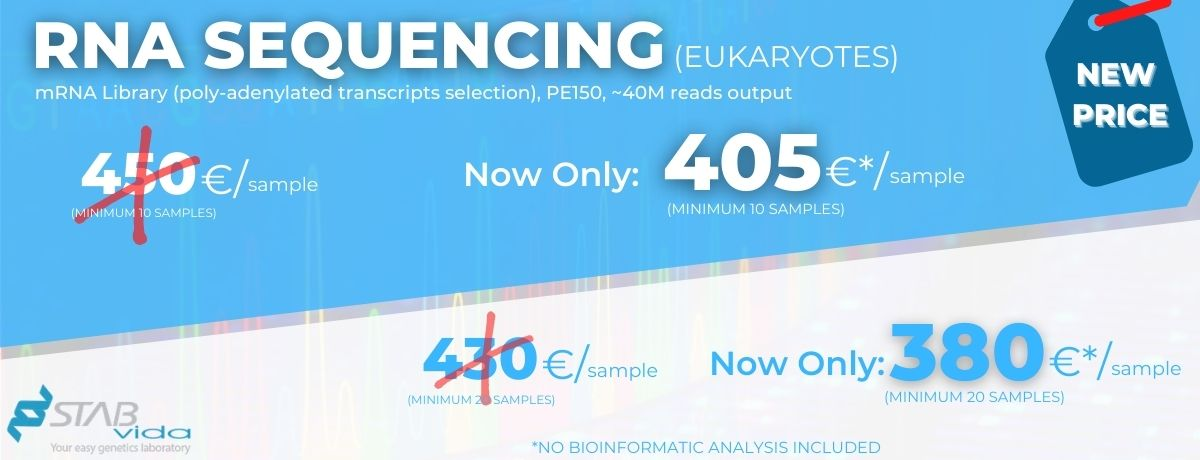 EUKARYOTICS RNA SEQUENCING