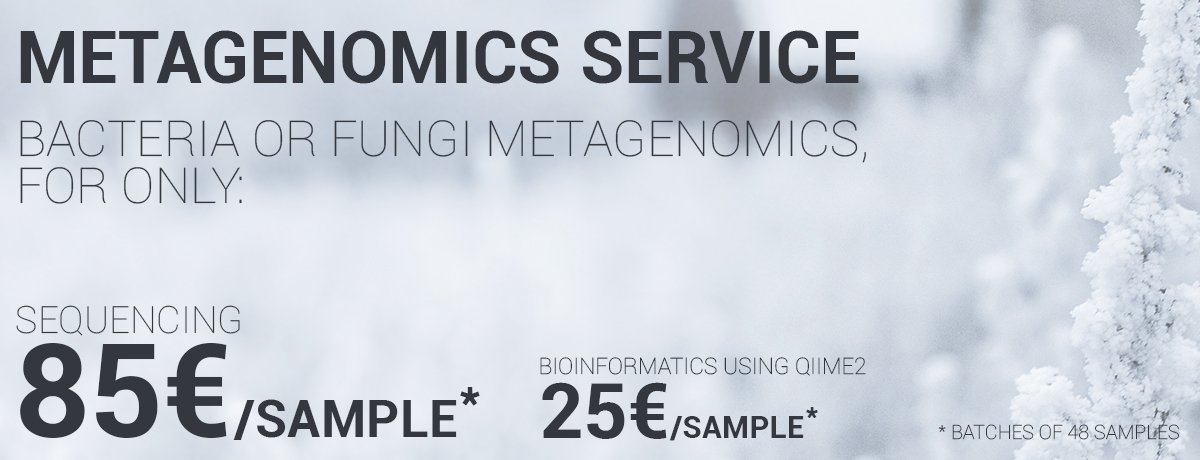 Promotion metagenomics